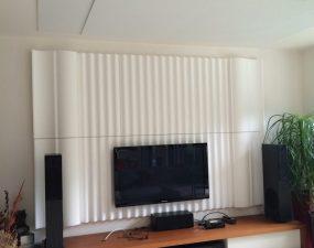 prostorová akustika RD 1