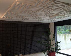 prostorová akustika RD 2